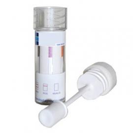 Multi drogový test ze slin na 6 drog (AMP, BZO, COC, THC, MET, OPI) - 1 ks